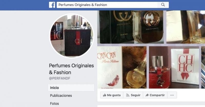 Perfumes Originales & Fashion