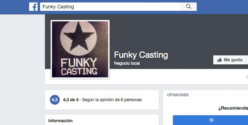 Funky Casting