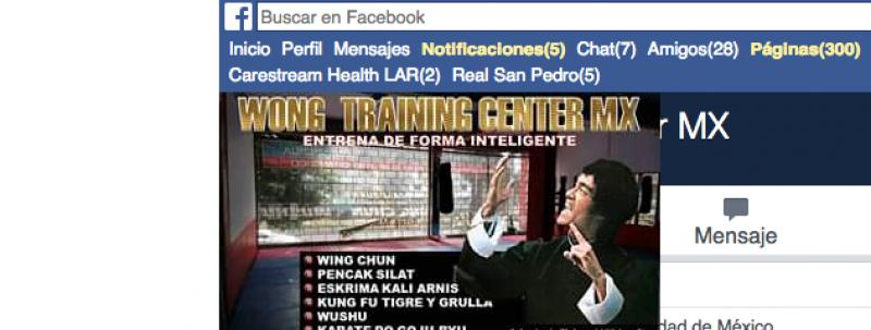 Wong Training Center MX