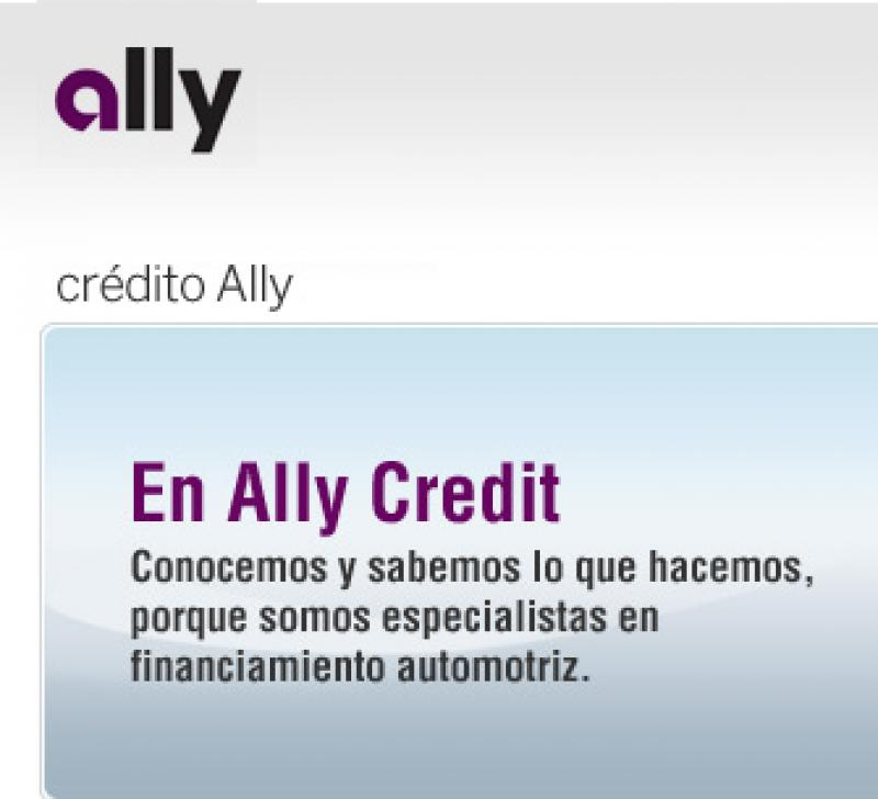 Ally Credit