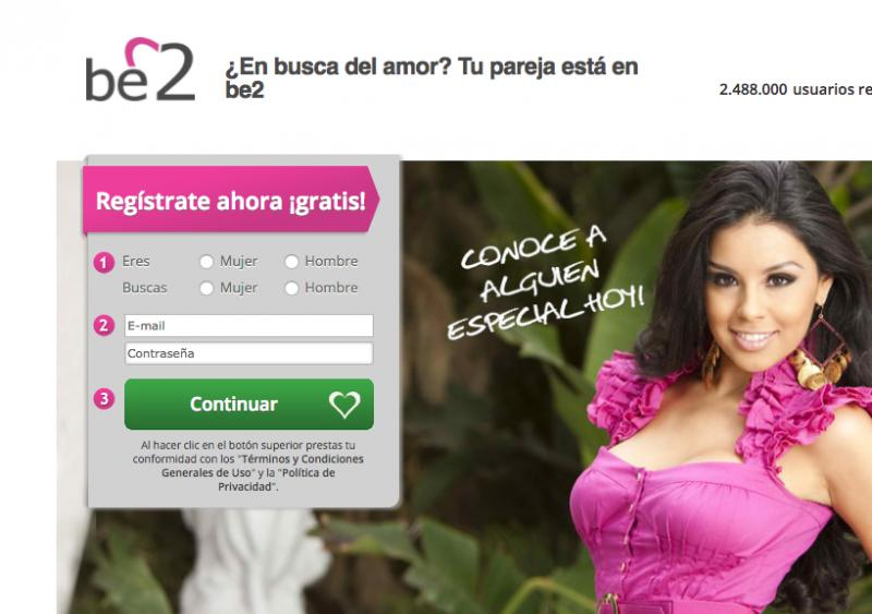 Be2 dating service