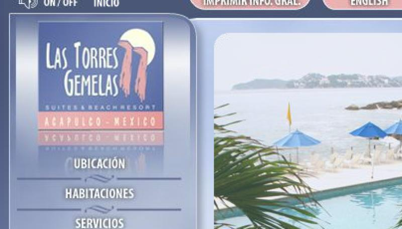 Las Torres Gemelas Suites & Beach Resort
