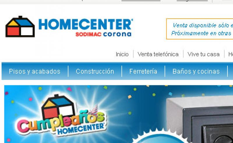 Almacenes Home Center