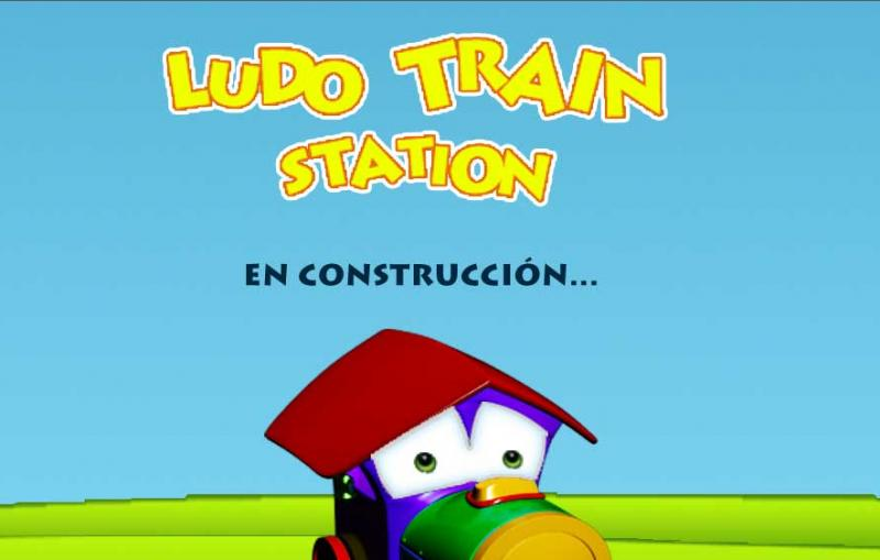 Ludo Train Station