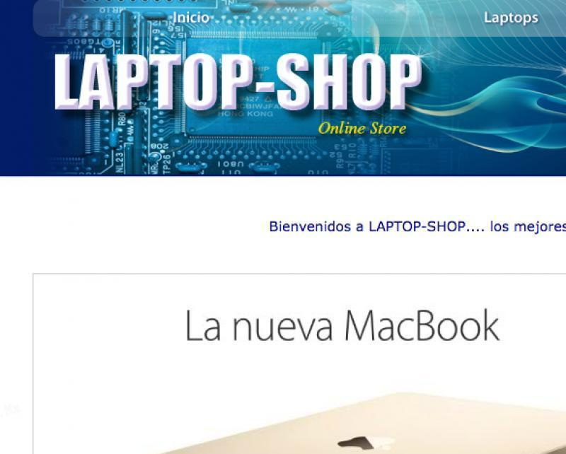 Laptop-shop.com.mx
