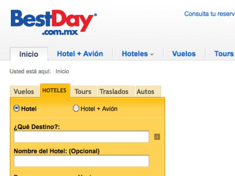 Bestday.com.mx