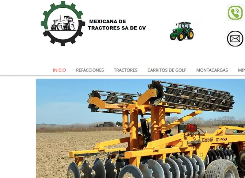 Mex Tractores