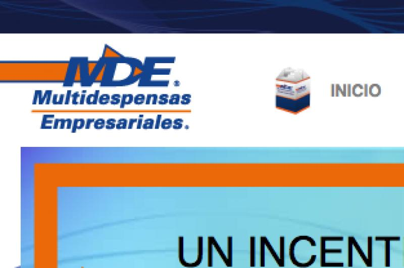 MDE Multidespensas Empresariales