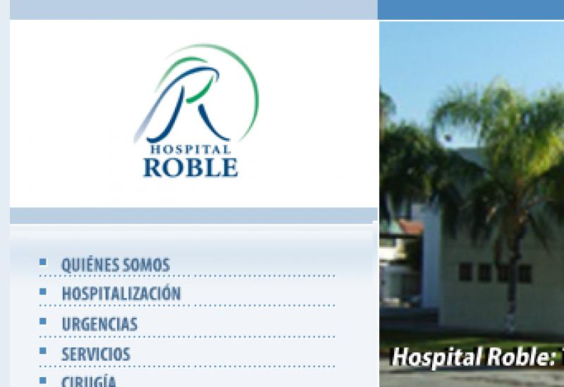 Hospital Roble