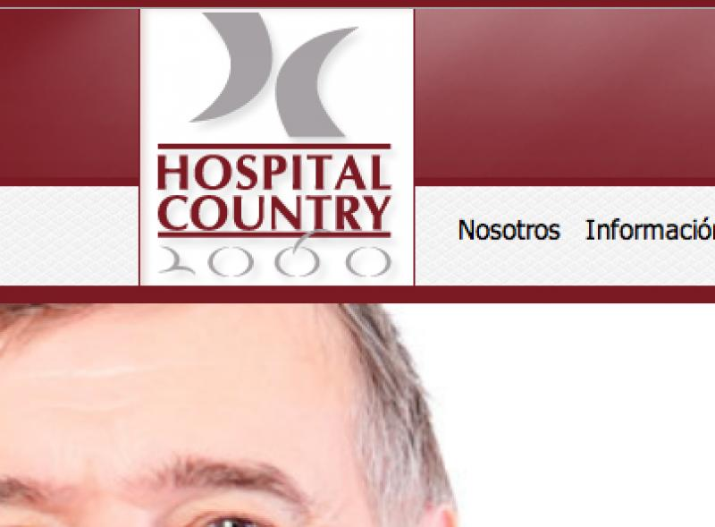 Hospital Country 2000