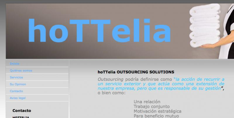 Hottelia Outsourcing Services