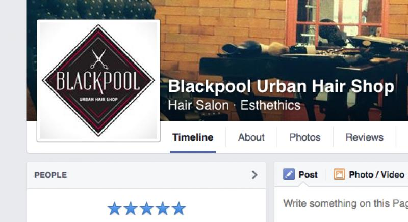 Blackpool Urban Hair Shop