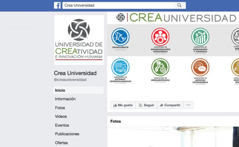 CREA Universidad