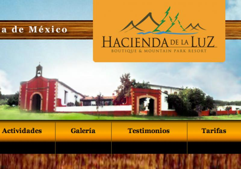 Hacienda de la Luz Boutique & Mountain Park