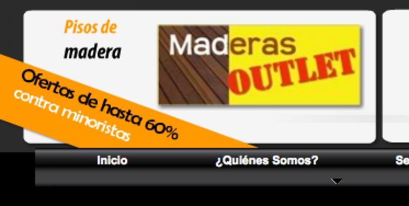 Maderas Outlet